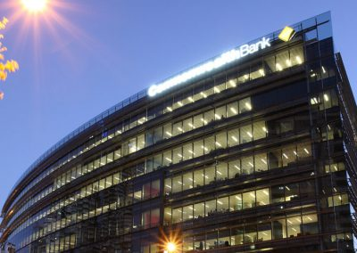 Commonwealth Bank Building Project IBP Australia